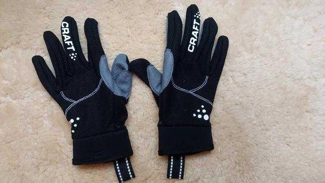 Детские спортивные перчатки с длинными пальцами craft