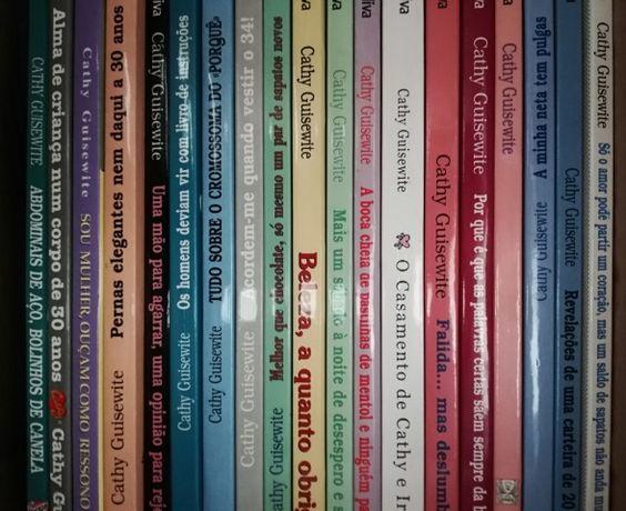 Banda Desenhada CATHY (Gradiva) - Coleção Completa