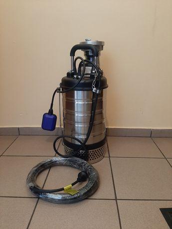 Pompa do wody brudnej, wody z piaskiem idealna do wykopów 230V