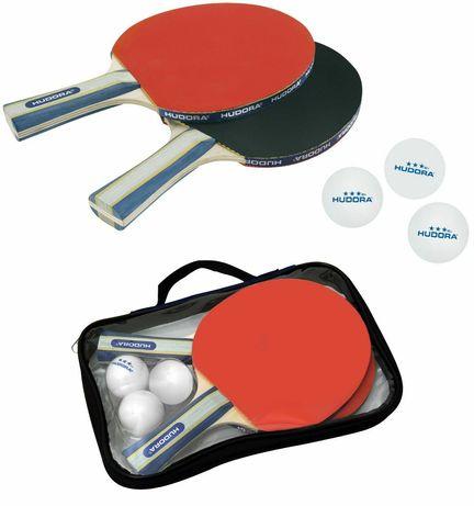 Ракетки в комплекте для настольного тенниса HUDORA