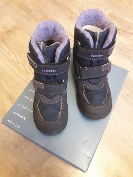 Зимние ботинки сапоги Geox (джеокс)