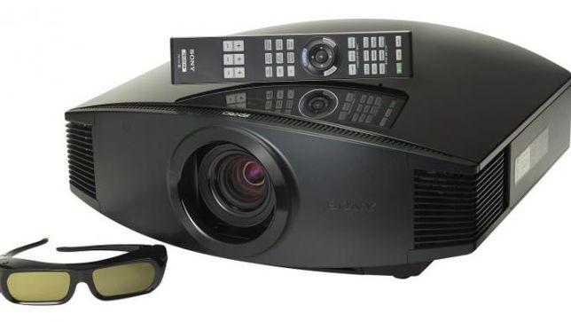 Novo. Projetor video para cinema em casa Sony VPL VW-90es