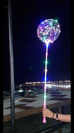 Шары БОБО/Лед В асс. Опт /светящийся шарики