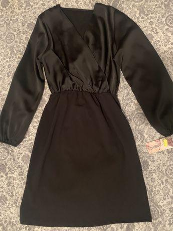Czarna sukienka rozmiar S 36