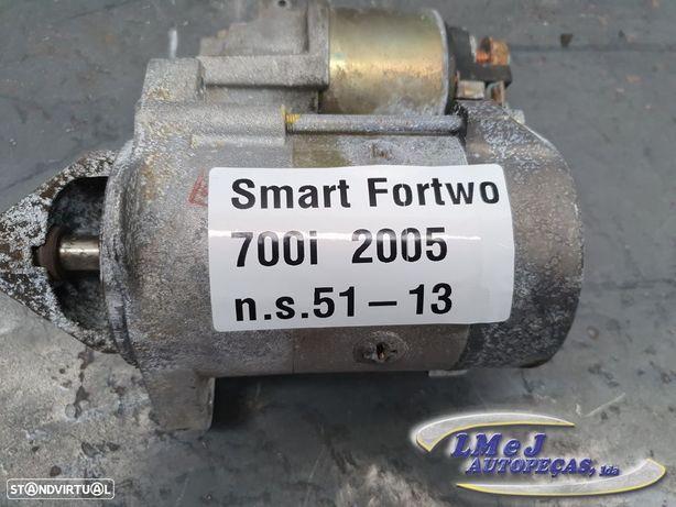 Motor de Arranque Usado SMART/FORTWO Coupé (450)/0.7 (450.330)   01.04 - 01.07 R...