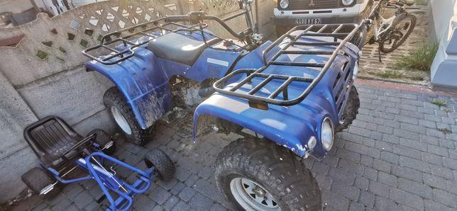 Quad ATV Linhai  4x4