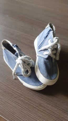 Buty trampki za kostkę