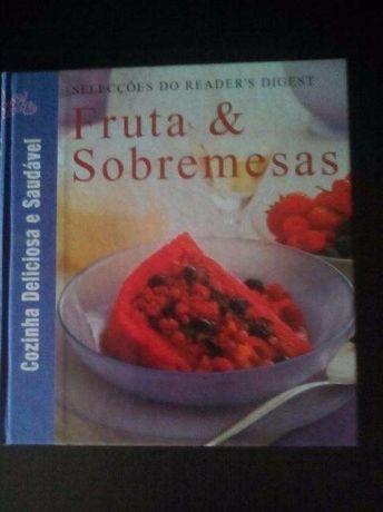 Livro Cozinha Deliciosa e Saudável