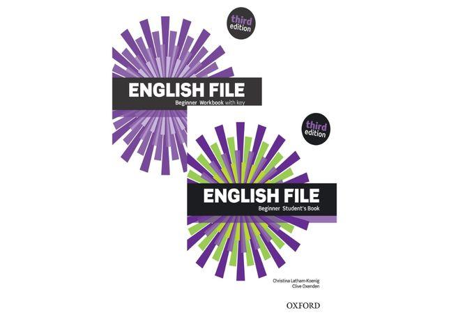 English File Beginner (3-rd edition)