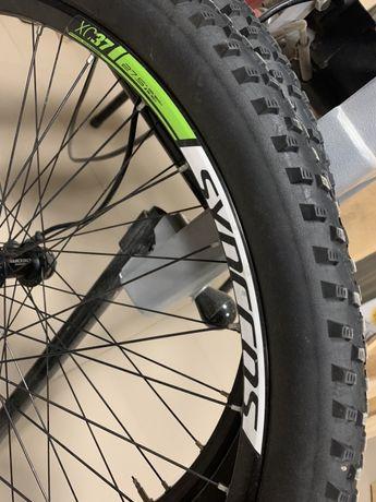 Вело колеса, покрышки, ротора