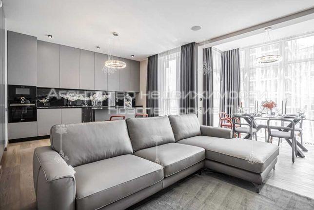 Предлагается  4-ком квартира 175м2 в лечшем ЖК «Новопечерские Липки».