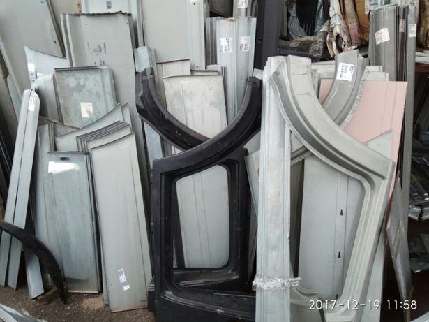 Пороги арки двери на Citroen Jumper Peugeot Boxer Fiat Dukat
