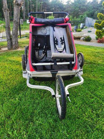 Przyczepka rowerowa chariot 2