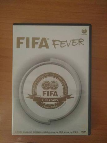 vendo o Fifa Fever Fifa 100 Years