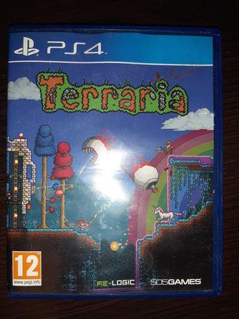 Terraria gra ps4