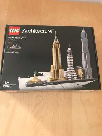 Lego Architecture Nova Iorque/New York 21028