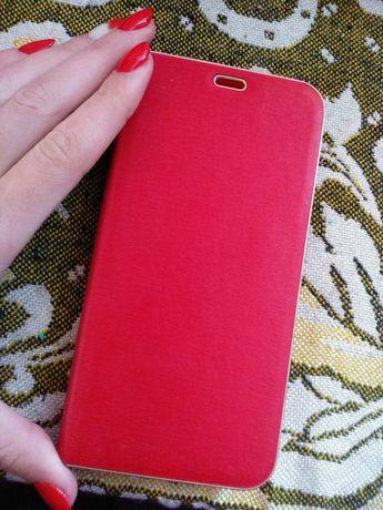 Чехол Redmi 5 plus, Xiaomi Redmi 5+ Красный