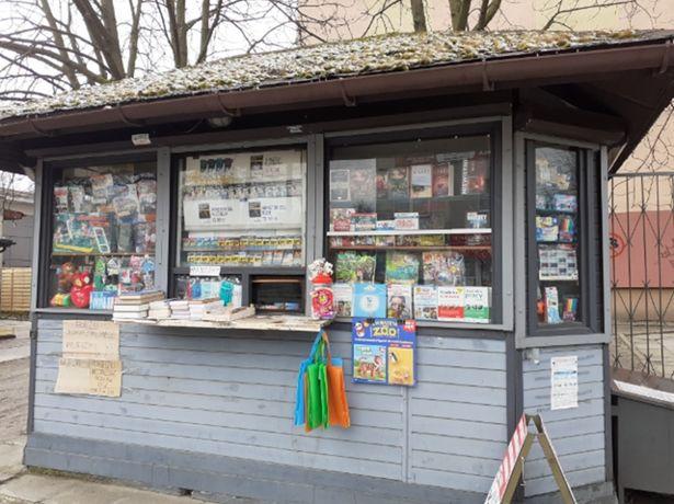 Kiosk handlowy Łódź
