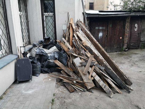 Oddam Drewno na opał Łódź Śródmieście