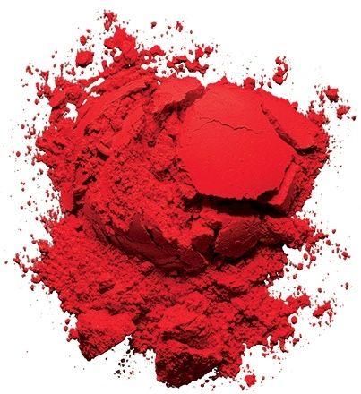 Красный пигмент до бетона, брусчатки Польша