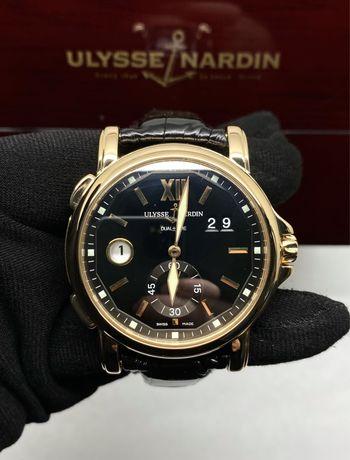 Золотые часы Ulysse Nardin 246-55