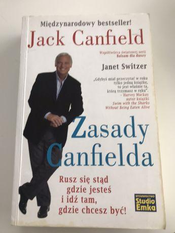 Jack Canfield Zasady Canfielda