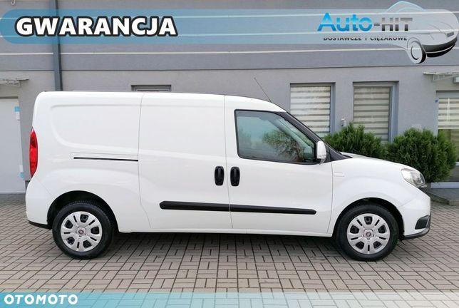 Fiat Doblo  Cargo Maxi Klima Tempomat Czujniki 105.000km *2017 Gwarancja