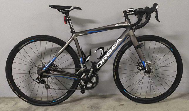 Bicicleta Orbea Avant carbono/disco