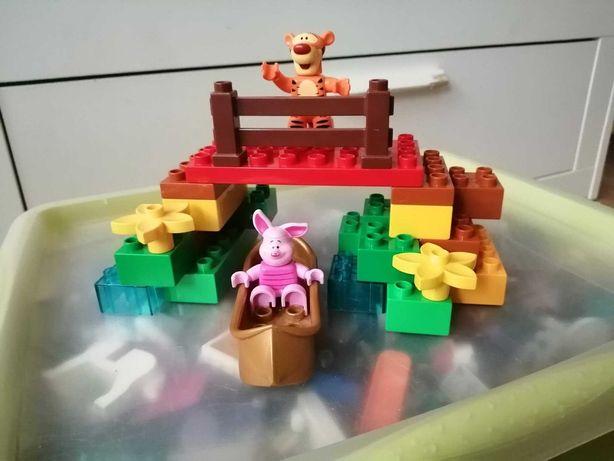Lego Duplo 5946 Wyprawa Tygryska (brak wędki)