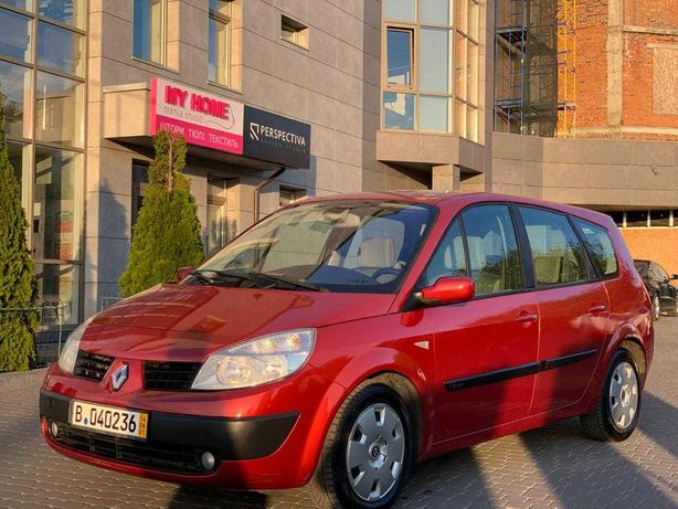 Renault grand scenik 2