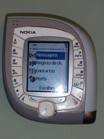 Nokia 7600 muito raro com acessórios