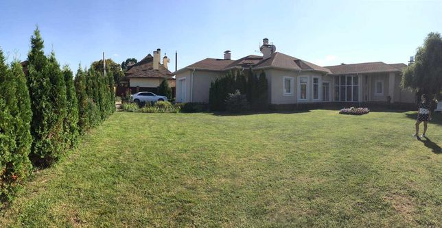 Элитный дом с баней и бассейном на Яковцах в шикарном месте