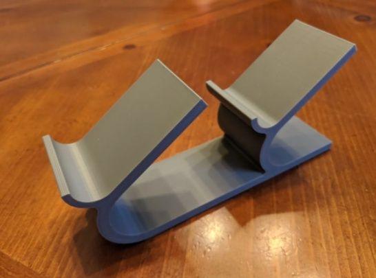 Podwójny stojak na pady XBOX one Druk 3D na zamówienie