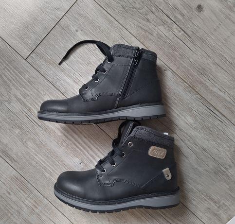 ботинки Sketches демисезон 33,5 размер 21 см.