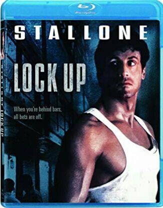 """Osadzony"" / ""Lock up"" Blu-Ray USA bez PL"