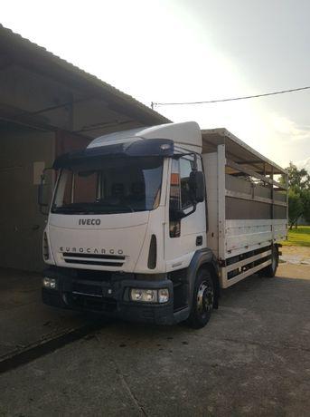 Iveco Eurocargo 120E24 Do Przewozy Żywca