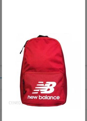Plecak czerwony nowy