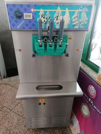Máquina de gelados soft/sorvete Promag
