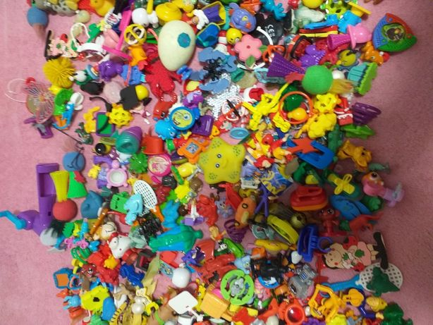 Zabawki z kinder