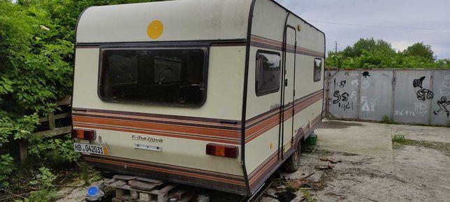 Прицеп дача, дом на колесах Eriba-Nova C 520, 1985г