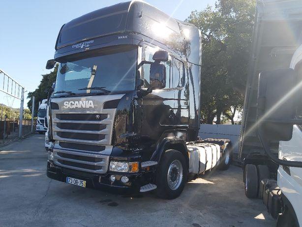 Scanias R Streamline Euro5 e 6*(Sem /EGR)  C/Garantia 2013/ 2014