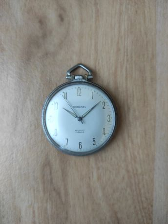 Relógio de bolso roblines - a funcionar - Suíço