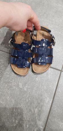 Sandałki Zara