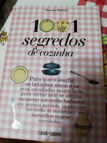 1001 segredos de cozinha