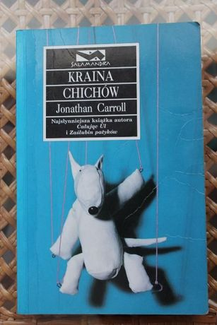 """książka """"Kraina Chichów"""""""