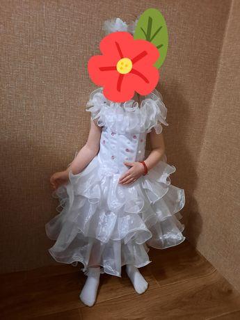 Платье пышное на 2 года, сукня на 1 годик, святкове платтячко, плаття