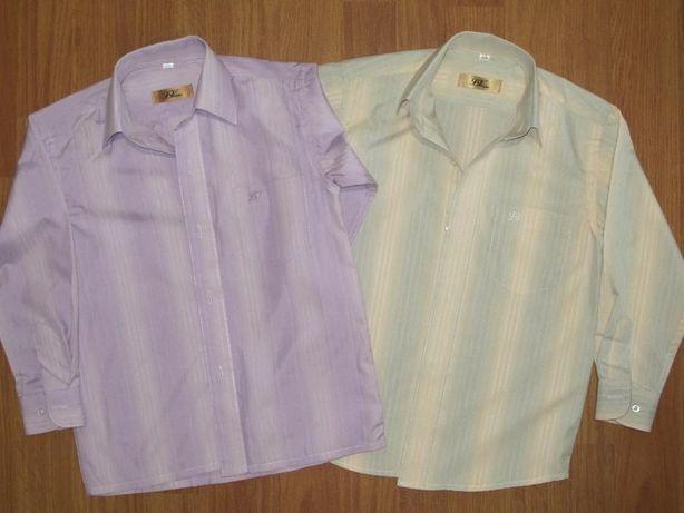 Рубашка L&Victor 28р 5-7лет