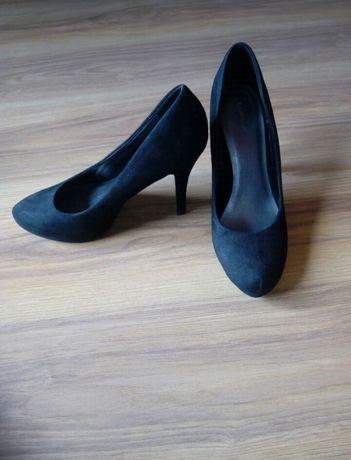 Szpilki buty na wysokim obcasie rozm. 39