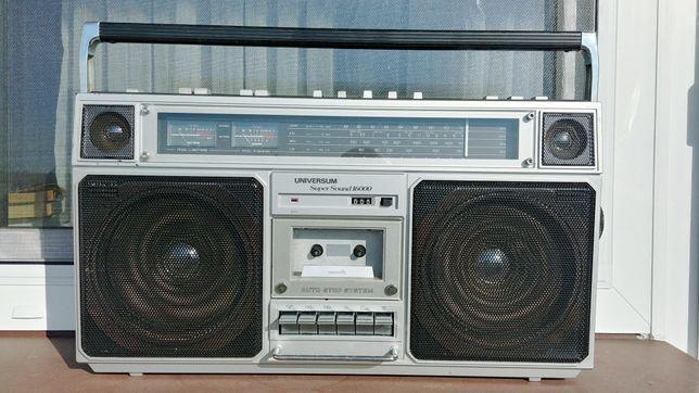 Radiomagnetofon Universum. Super Sound 16000