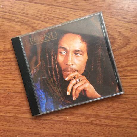 Cd Bob Marley Legend